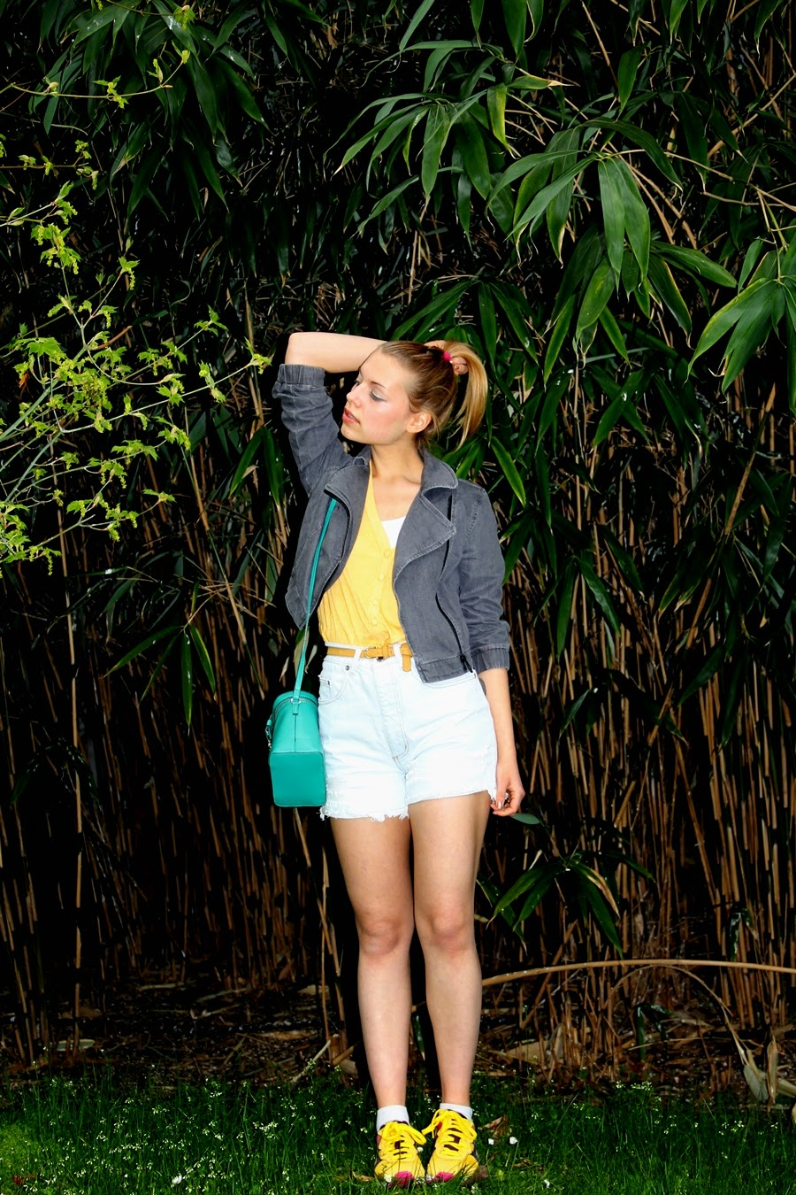 outfit tropic girl fashion