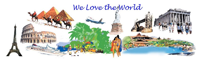 We Love the World