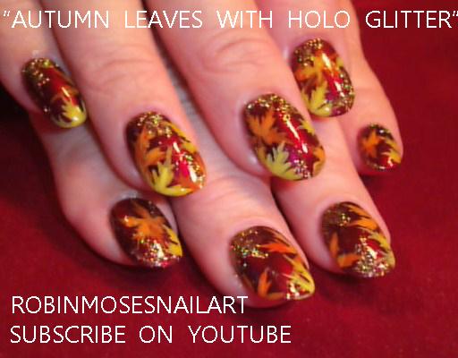 Retro Cat Nail Tuxedo Autumn Leaf Nails Ideas Pinstriped Gangsta Diva