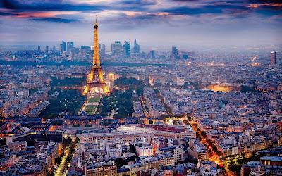 باريس - برج ايفل
