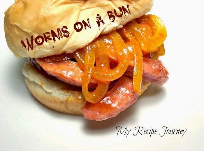 Worms on a Bun