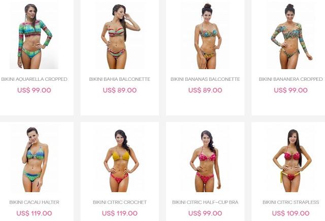 super sexy Brazilian bikini collection