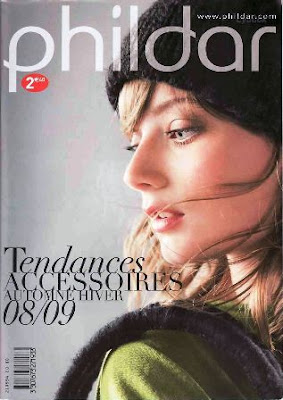 Download - Revista  Tricot Phildar  Acessrios