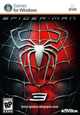 Spiderman 3 PC Cover