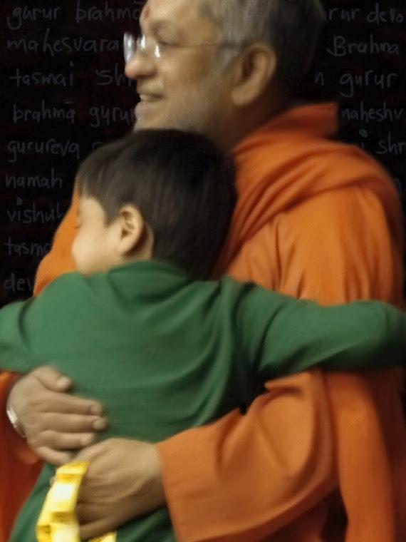 Pujya Swami Shantananda ji