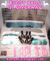 Bunny Nails Amazing Giveaway!