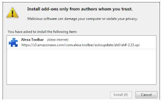 Cara Memasang Alexa Toolbar Di Mozila Firefox Dan Chrome