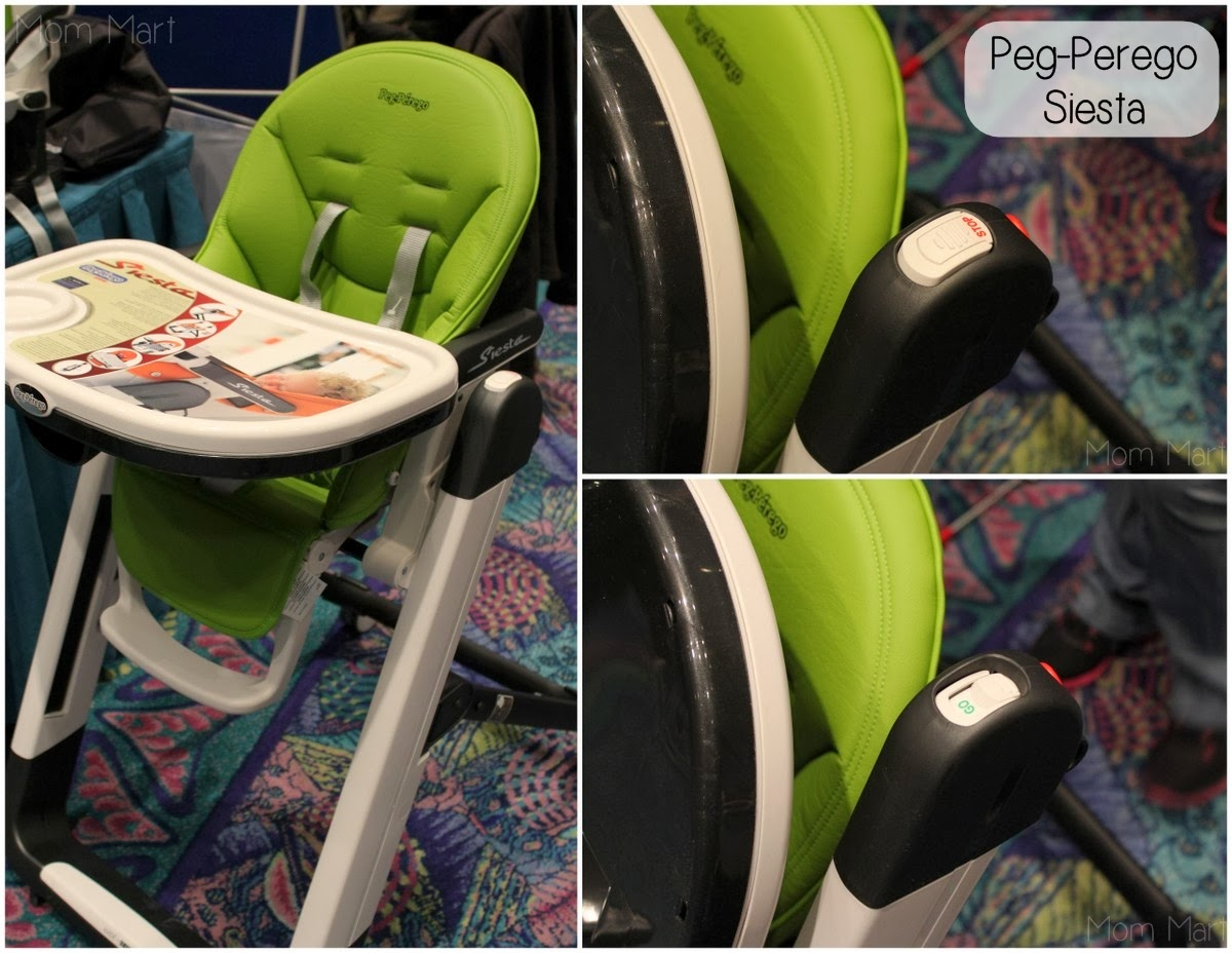 2014 Peg Perego Siesta at #MommyCon #MommyConChicago