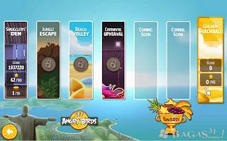 Angry Birds Rio 1.2.2  + Code Special Episode 3