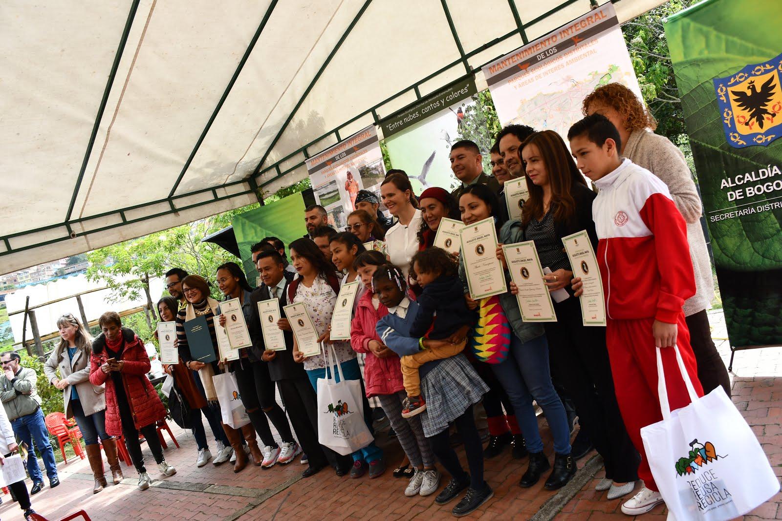 Día Mundial del Ambiente,desde el Parque  Ecológico Entre Nubes en Ruu.