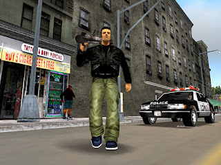Free game GTA 3 for PC Terbaru 2012 + Cheat engine
