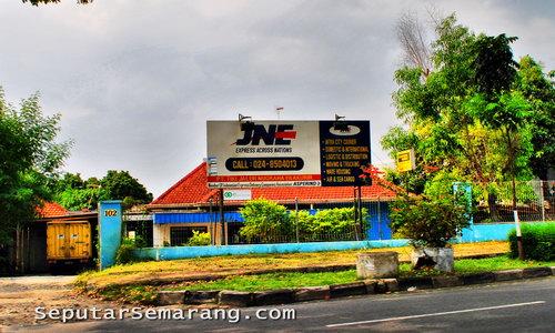 JNE Semarang Sultan Agung