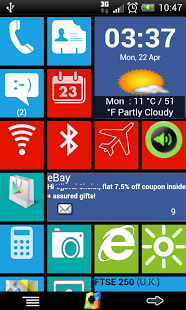 Windows 8 +Launcher v1.8 Apk Downloads