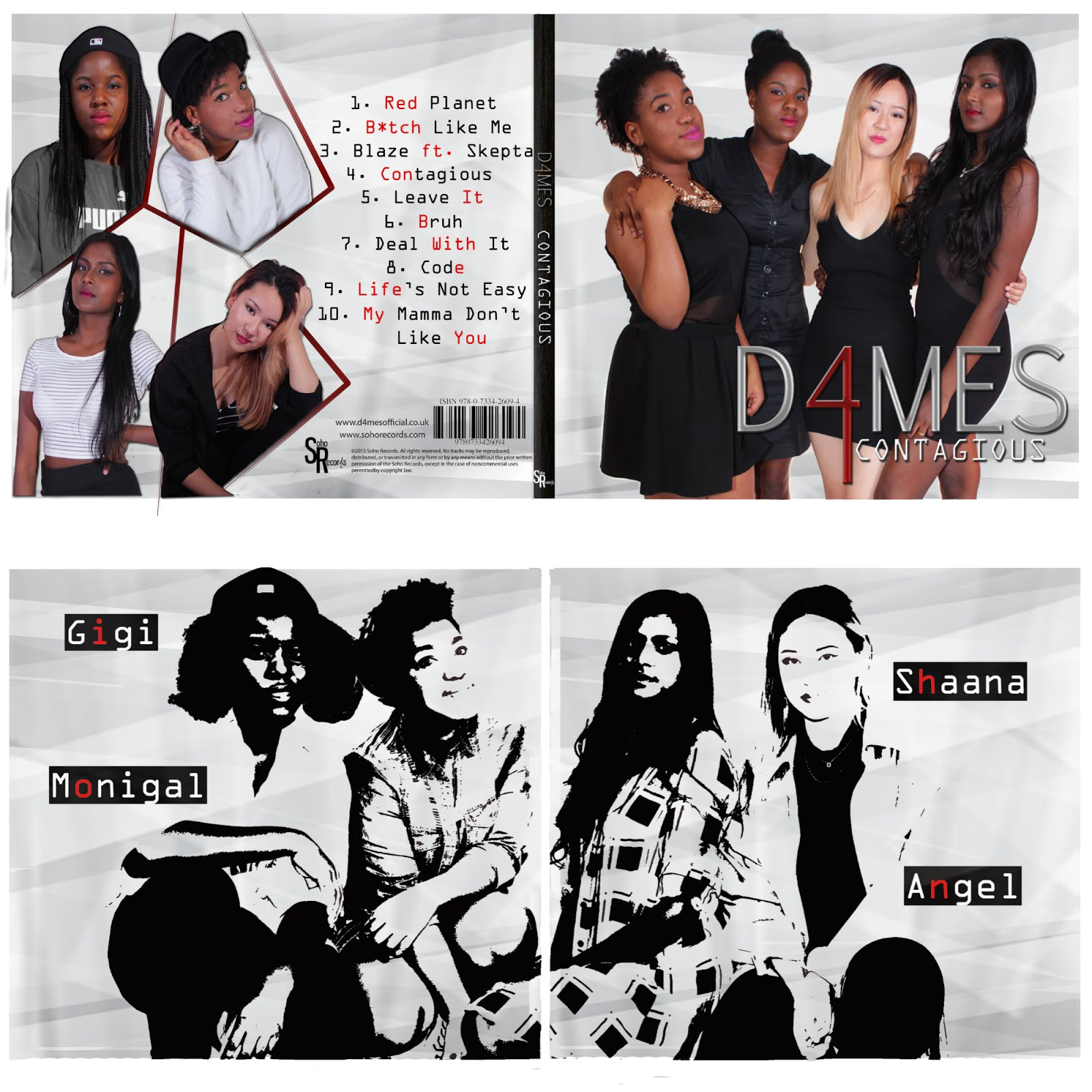 Group 3 - Digipak