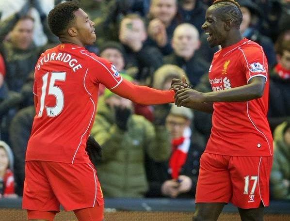 Liverpool 2-0 West Ham (Premier League)