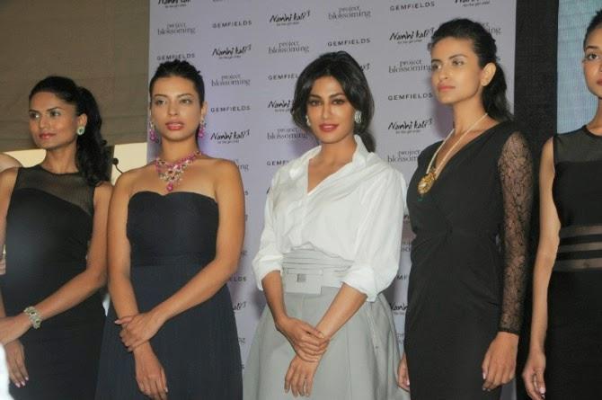 Chitrangada Singh at launch of Project Blossoming