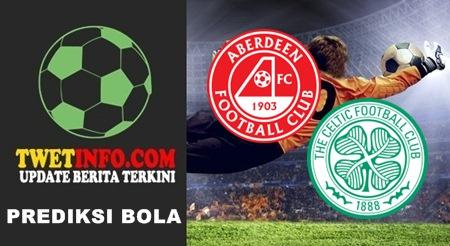 Prediksi Aberdeen FC vs Celtic FC, Premiership 12-09-2015