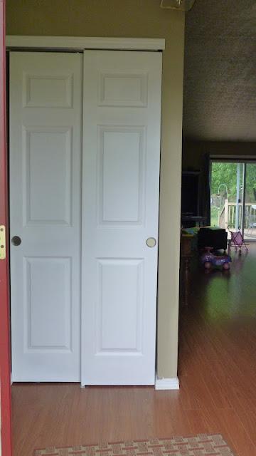 Front Foyer Closet Doors