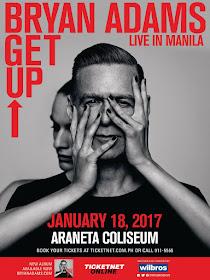 Bryan Adams Live in Manila