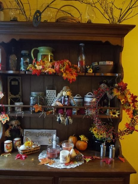 Heres Our Dining Room Hutch