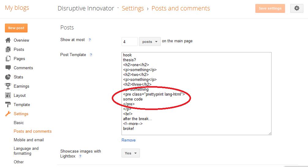 Disruptive Innovator: Step-By-Step Blogging Guide