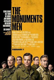 Phim Cổ Vật Bị Đánh Cắp-The Monuments Men