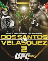 Dos Santos Cain Velasquez UFC 155