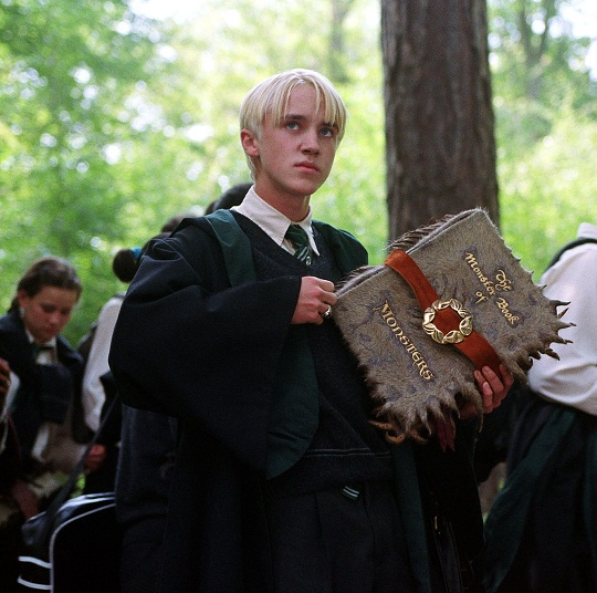 Harry Potter Tom Felton