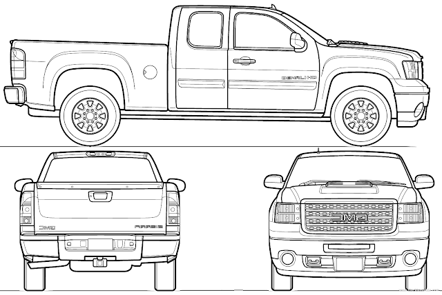 Advance Auto Parts Monster Jam Ticket Giveaway further Ewracphoto Chevy Silverado Truck Coloring Pages further Chevrolet Silverado 2006 together with Vacuumhoses likewise Most Loved Car Blueprints For 3d. on lifted truck drawings