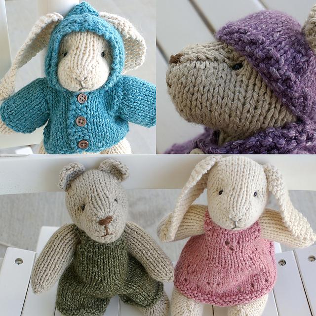 Knitting Holidays Uk : Knitting with karma what to knit holiday toys