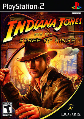 Indiana Jones e il Bastone dei Re PS2