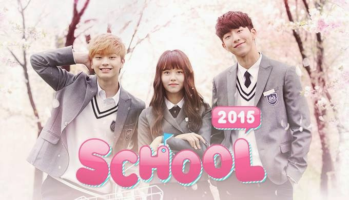 Who Are You - School 2015 (estado incompleto en emision)