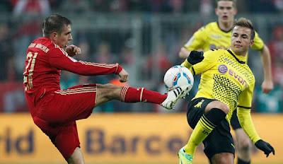 Bayern Munich 0 - 1 Borussia Dortmund (3)