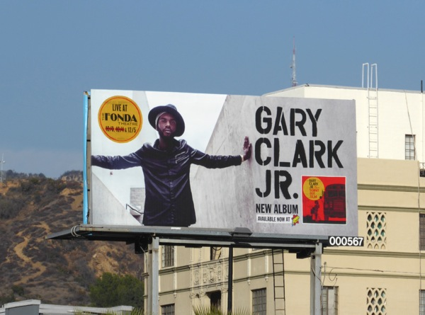 Gary Clark Jr story of Sonny Boy Slim album billboard