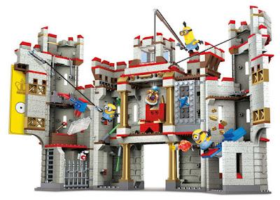 JUGUETES - MEGA BLOKS : Minions Aventura en el castillo | Castle Adeventure Producto Oficial Película 2015 | CNT39 | Piezas: 786 | Edad: +5 años Comprar en Amazon