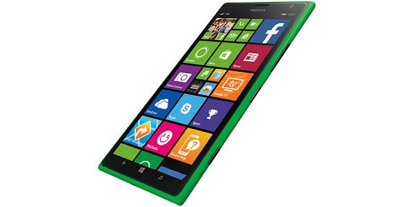 Nokia Lumia 1520 in green