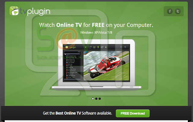 "TVPlugIn o ""TV Plug In"" - Adware"