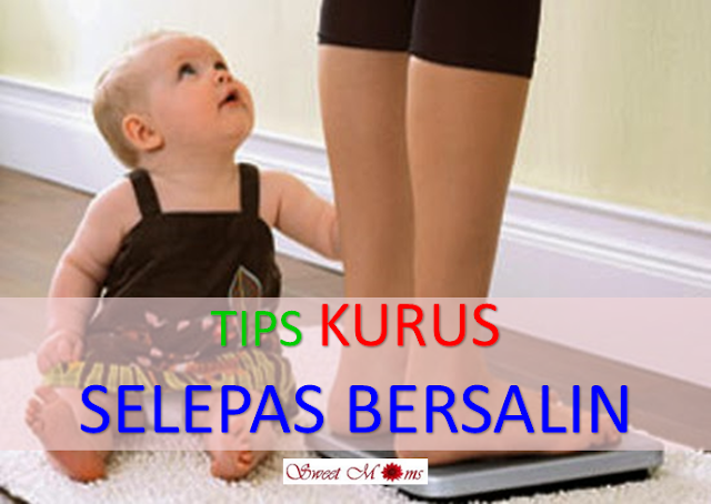 Tips Mudah Kuruskan Badan Dan Kempiskan Perut Selepas Bersalin ...