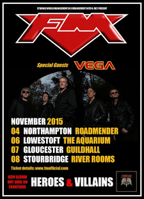 FM November 2015 UK dates poster