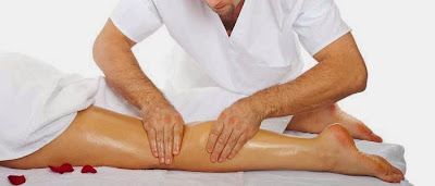 Exfoliating massage Easy to make at home cellulite treatments Step by step