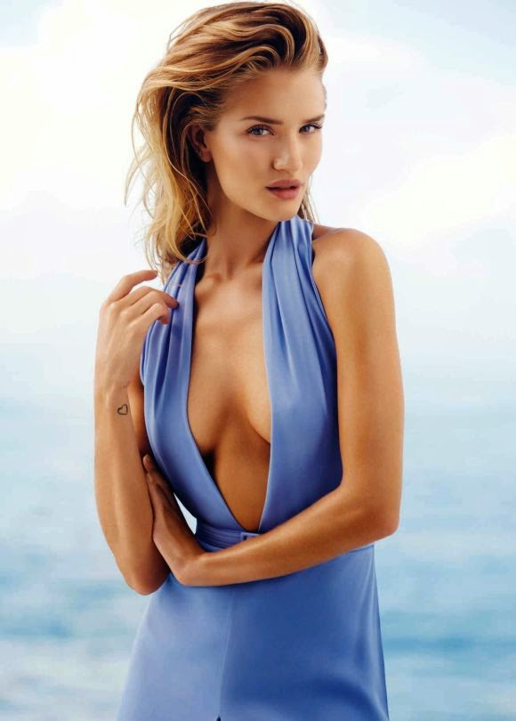 Rosie Huntington Whiteley Latest Hot Photoshoot