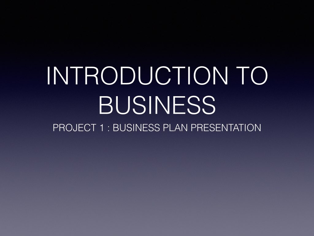 go kart business plan ppt