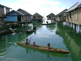 Suku Bajo, Mayoritas Penduduk Wilayah Sapeken