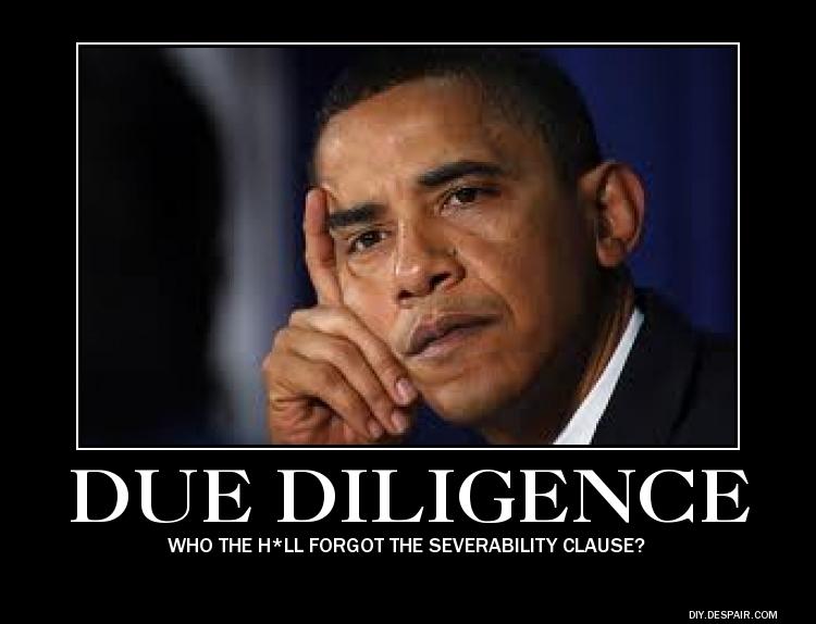 Liberty At Stake Demotivational ObamaCare