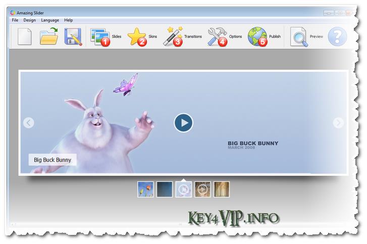 Amazing Slider 2.6 Enterprise Full,Phần mềm và hướng dẫn tạo slideshow chuyên nghiệp