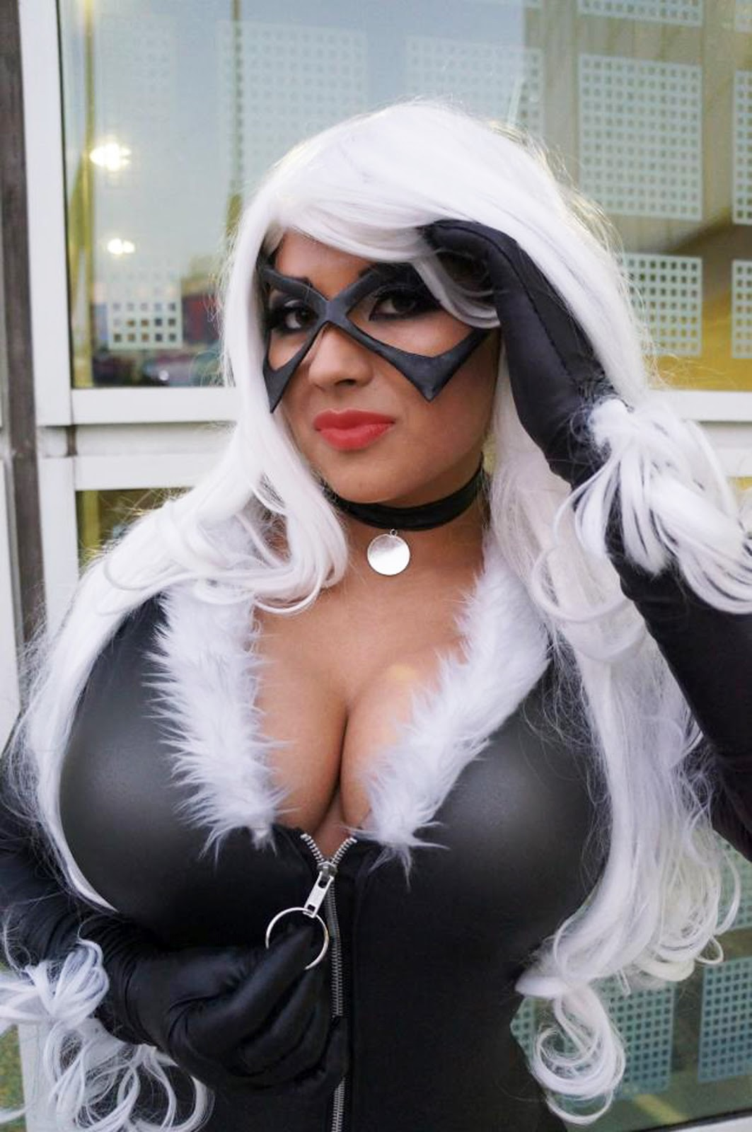 cosplay big boobs