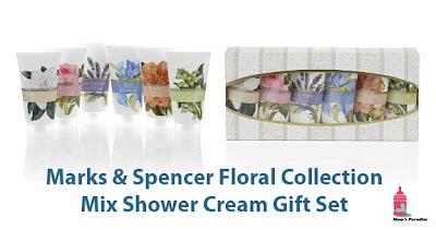 mom 39 s paradise marks spencer floral collection gift set. Black Bedroom Furniture Sets. Home Design Ideas