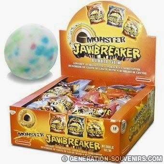 Bonbons Jawbreaker