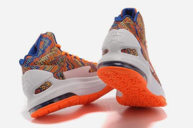Womens Nike Zoom Kevin Durants KD V Basketball Shoes Christmas