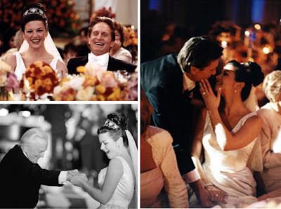Catherine Zeta Jones és Michael Douglas esküvője